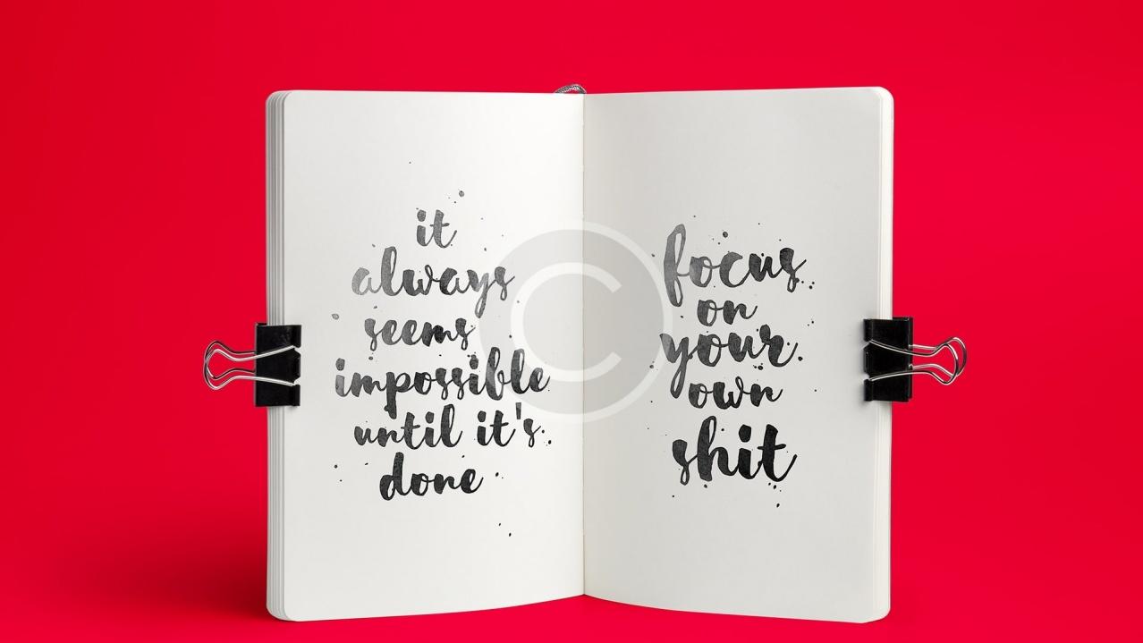 Personal Goal Planner Design